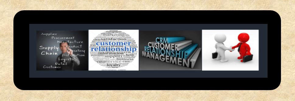 Modules for Customer relationship supplier development 2