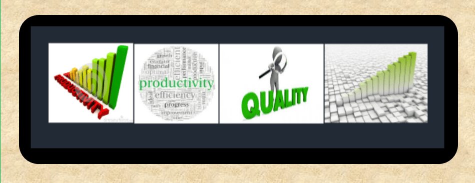 Modules for productivity & quality improvement 1