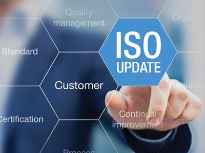 New ISO 9001:2015 QMS Standard